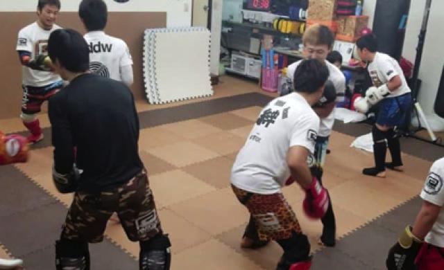 Kids MMA Team KIZUNA